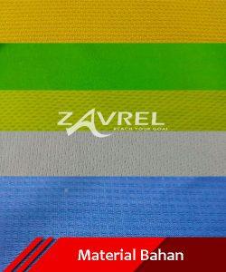 Vendor Pembuatan Jersey Futsal - Material Bahan Jersey