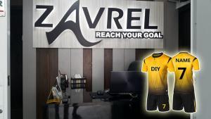 Pusat Pembuatan Jersey Zavrel Indonesia