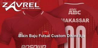 Baju Futsal Custom
