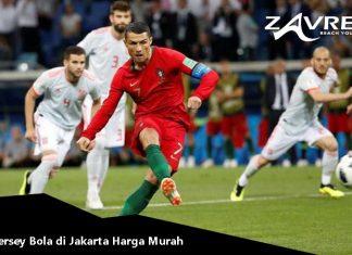 Bikin Jersey Bola di Jakarta