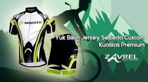 Jersey Sepeda Custom - Zavrel Indonesia