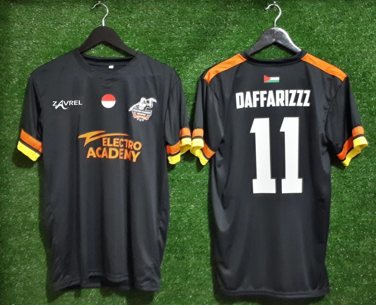 Vendor Pembuatan Jersey Futsal Zavrel Indonesia More On Gallery