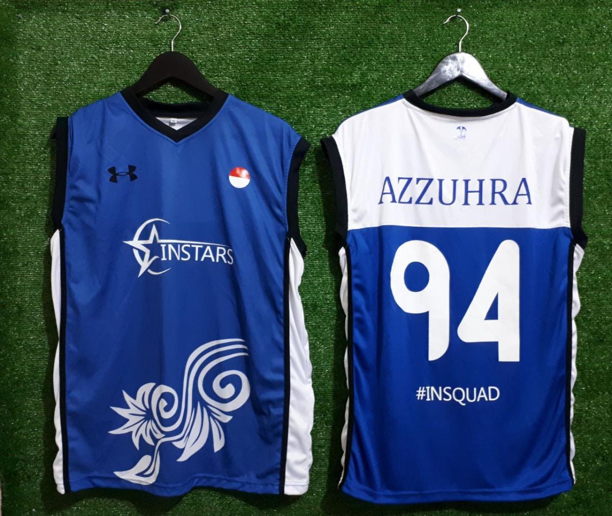 Vendor Pembuatan Jersey Futsal Zavrel Indonesia Contoh Desain Kami